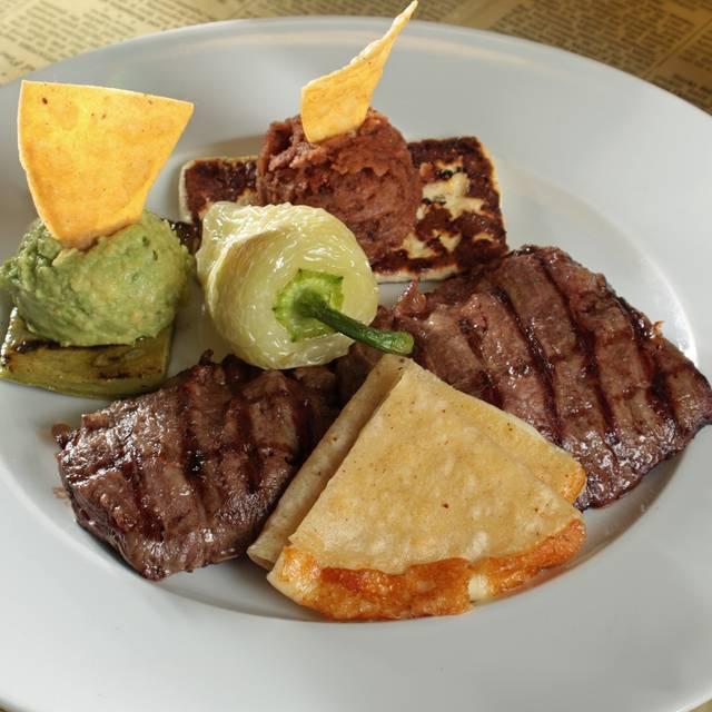 Arrachera Norteña - Wall Street Steakhouse - Hotel MS Milenium, San Pedro Garza García, NLE