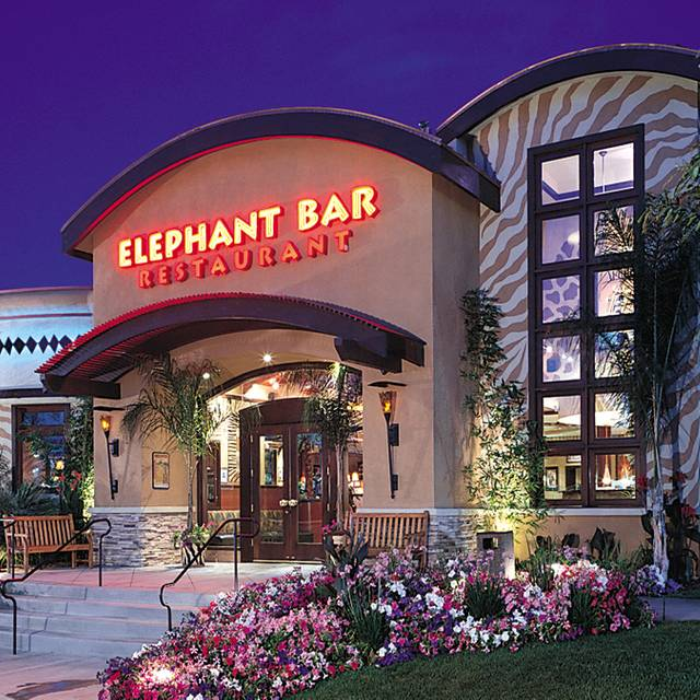 Elephant Bar Restaurant Campbell Ca