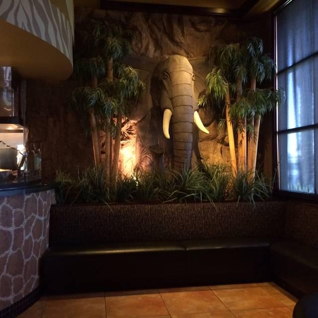 Entry - Elephant Bar Restaurant - Citrus Heights, Citrus Heights, CA