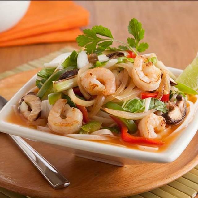 Macau Shrimp Soup Elephant Bar Restaurant Fremont Ca