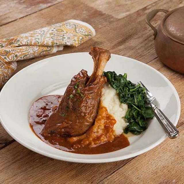 Braised Lamb Shank - Elephant Bar Restaurant - Henderson, Henderson, NV