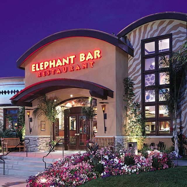 Permanently Closed Elephant Bar Restaurant West Covina