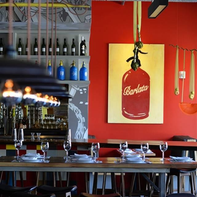 Barlata Tapas Bar, Austin, TX
