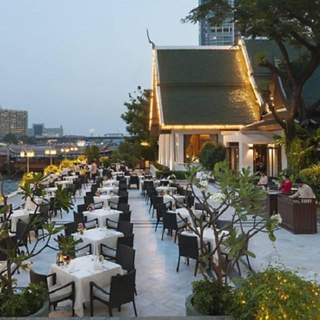 Bangkok--terrace-rim-naam - Terrace Rim Naam - Mandarin Oriental Bangkok, Bangkok, Bangkok