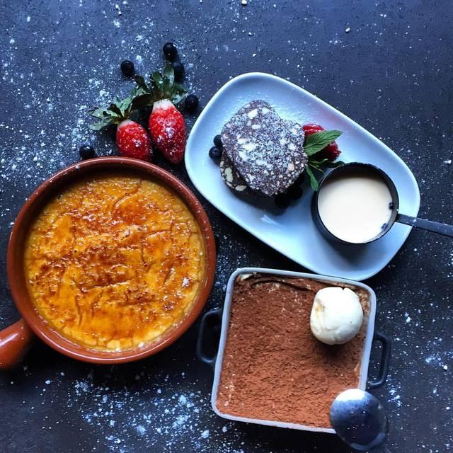 Dessert  - Kneading Ruby, Wollongong, AU-NSW