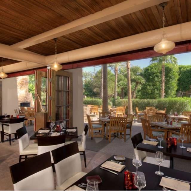 Taggia - The Scott Grill at The Scott Resort & Spa, Scottsdale, AZ