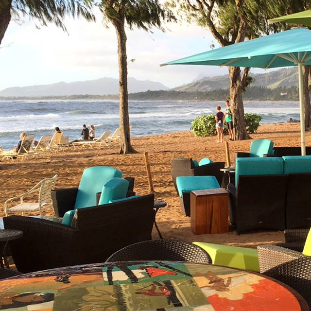 lava lava beach club kauai restaurant kapaa hi. Black Bedroom Furniture Sets. Home Design Ideas