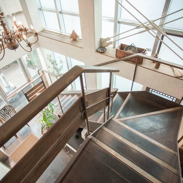 階段 - エヌアールテーブル, 渋谷区, 東京都