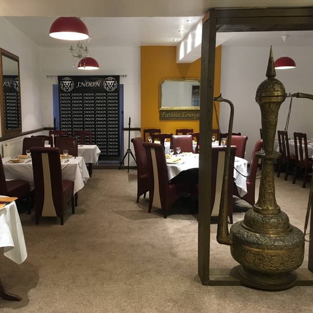 Jnoon Exquisite Indian Cuisine, Pilning, Gloucestershire