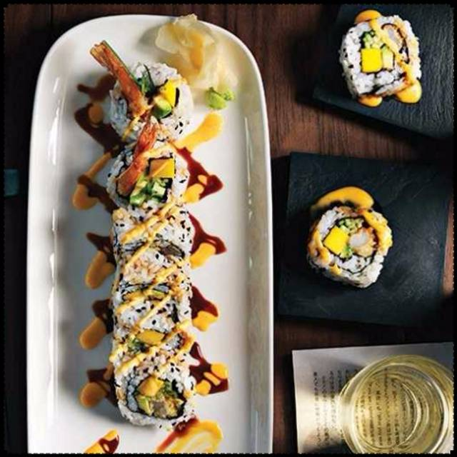 Dynamite Roll - Earls Kitchen + Bar - Tysons Corner, McLean, VA