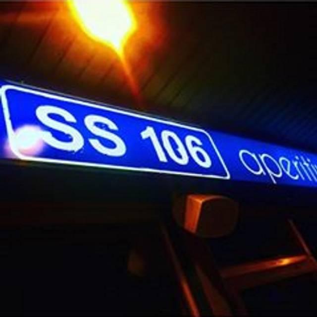 SS106 Aperitivo Bar - SS106 Aperitivo Bar, Calgary, AB
