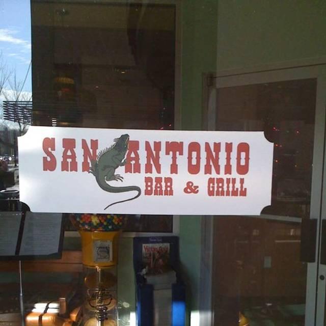 San Antonio Bar And Grill Alexandria Restaurant