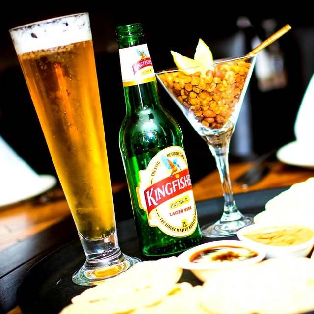 Indian Tapas & Kingfisher Beer - Jai Ho Indian Restaurant - Richmond, Richmond, AU-VIC
