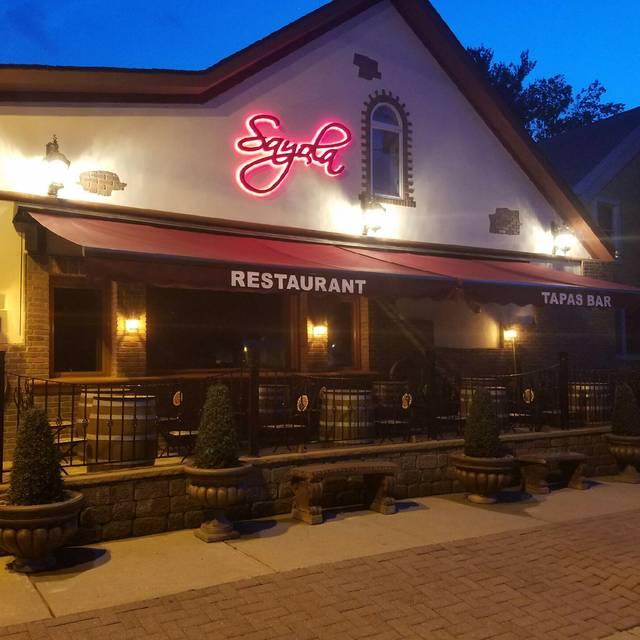 Sayola Restaurant Tapas Bar Tenafly Nj Opentable