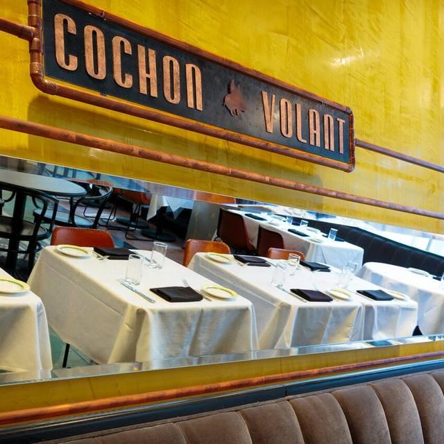 Cochon Volant Brasserie, Chicago, IL