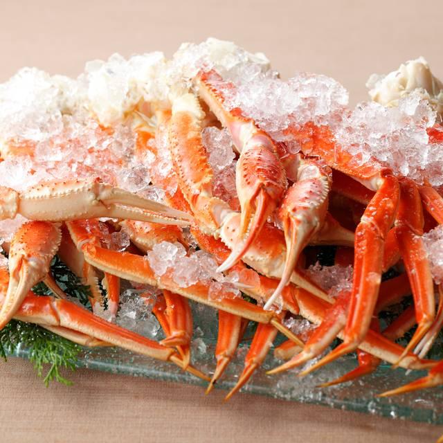 ずわい蟹 - レストラン セントロ - フォレスト・イン 昭和館, 昭島市, 東京都