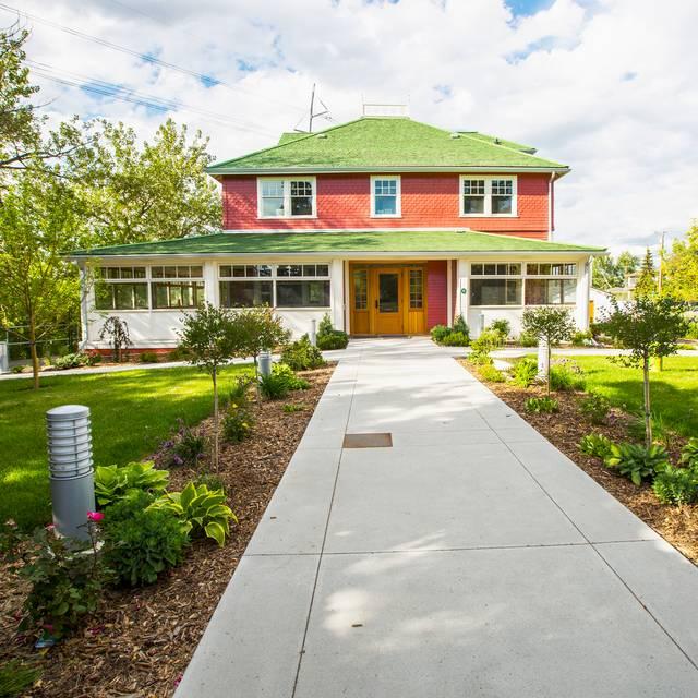 Deane House Exterior - Deane House, Calgary, AB