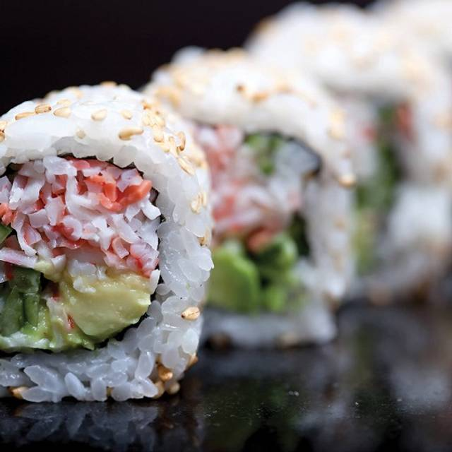 California Roll - Benihana - Mall of America, Bloomington, MN