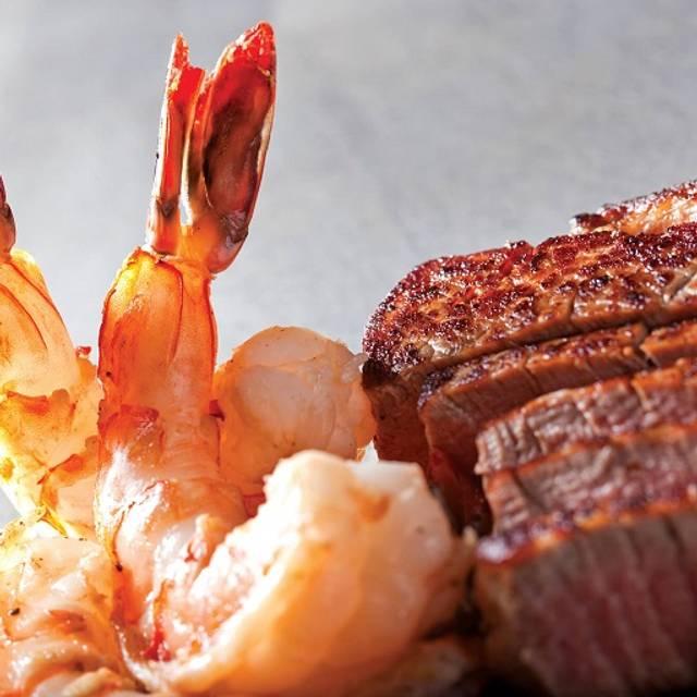 Filet And Colossal Shrimp - Benihana - Santa Anita, Arcadia, CA