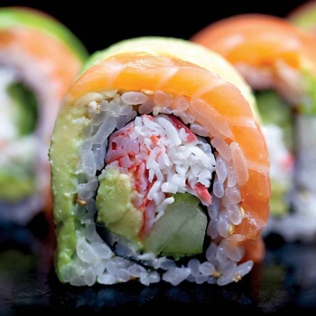Sushi - Benihana - Santa Anita, Arcadia, CA