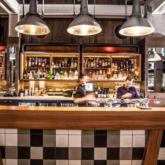 Melbourne Public - Melbourne Public, South Wharf, AU-VIC