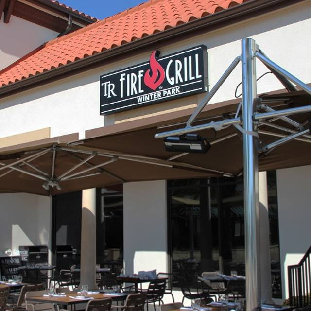 Patio - TR Fire Grill - Winter Park, Winter Park, FL