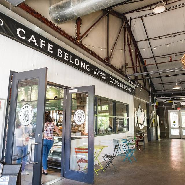 Cafe Belong, Toronto, ON