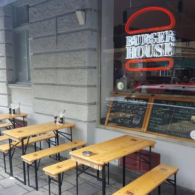 burger house glockenbach restaurant m nchen by opentable. Black Bedroom Furniture Sets. Home Design Ideas