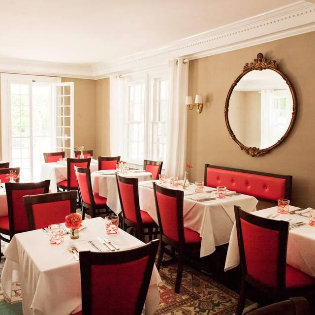 Hamptons Bridgehampton Inn Restaurant - Bridgehampton Inn Restaurant, Bridgehampton, NY