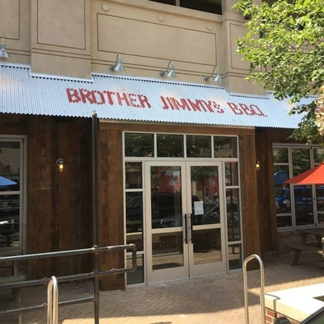 Brother Jimmy's BBQ, National Harbor, MD