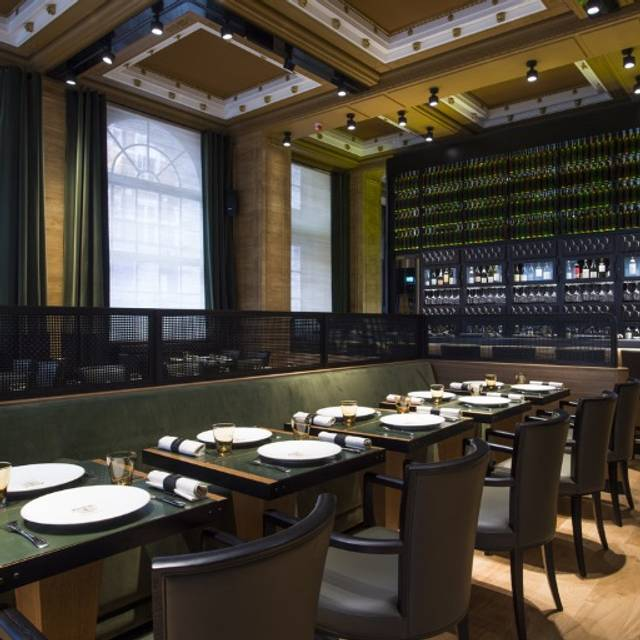 Les 110 de Taillevent, London, London