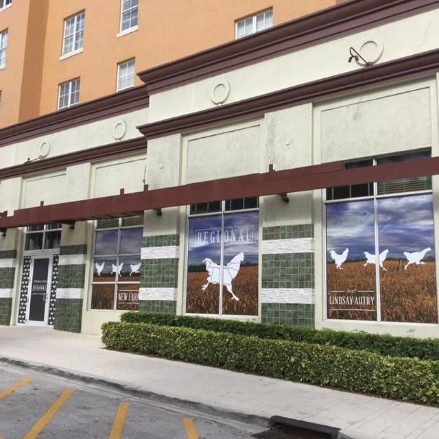 The Regional Kitchen & Public House - The Regional Kitchen & Public House, West Palm Beach, FL