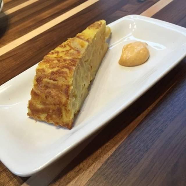 Tortilla Española - TapaBar, Bethesda, MD