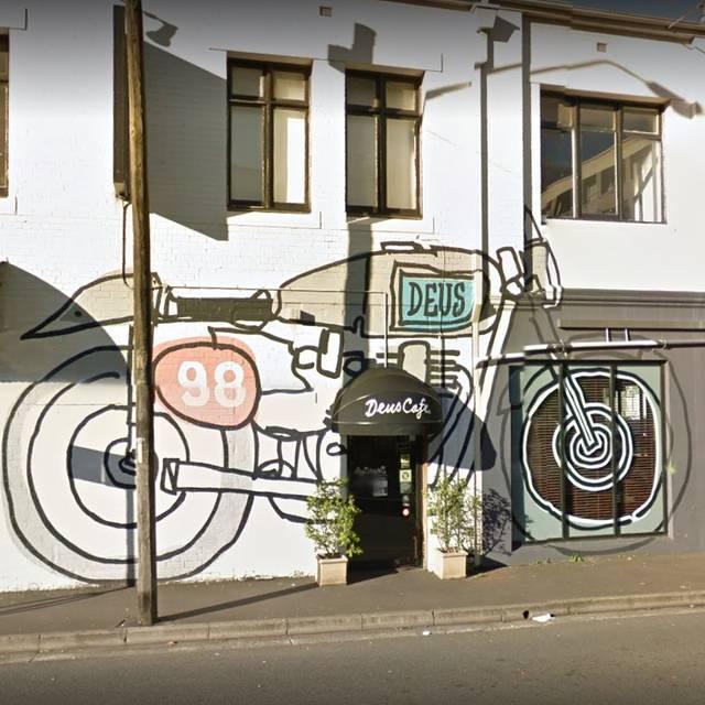 Deus Bar And Kitchen Sydney AU NSW OpenTable