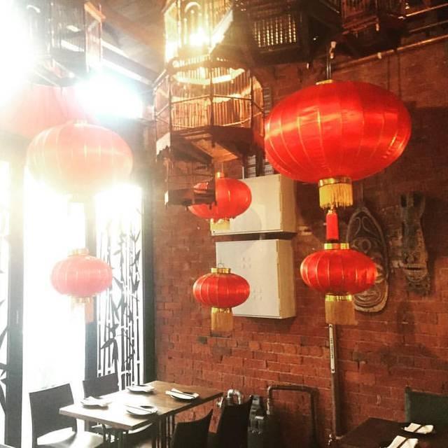 Susie Wong - Susie Wong Bar & Restaurant, Windsor, AU-VIC