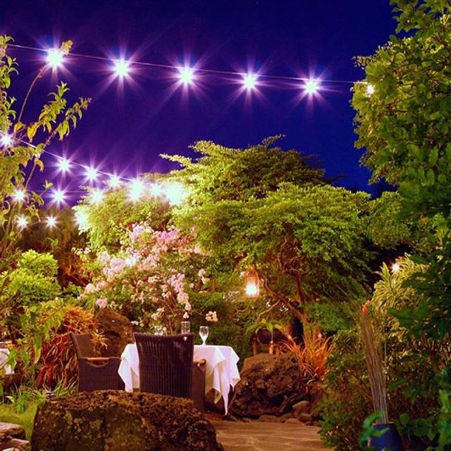 The Restaurant at Hotel Wailea (fka Capische), Wailea, HI