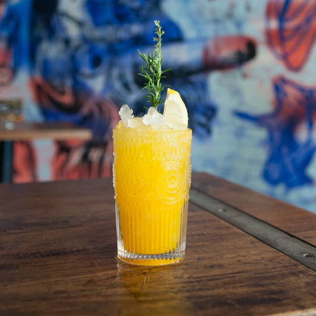 Cider Tonic - Fitzroy Social, Fitzroy, AU-VIC
