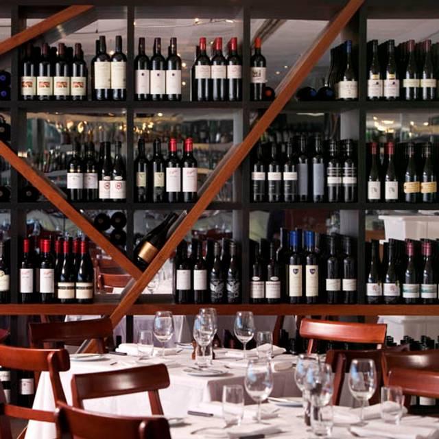 Steersons - Steersons Steakhouse, King Street Wharf, AU-NSW