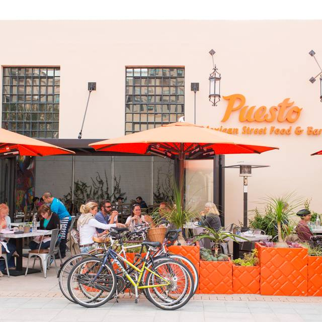Puesto at the Headquarters, San Diego, CA