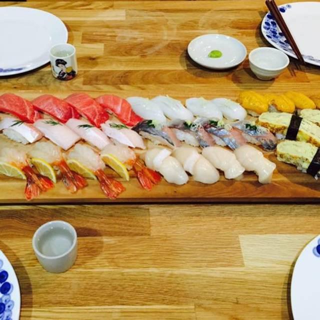 Sushi - Kaori Sushi & Sake Bar, San Mateo, CA