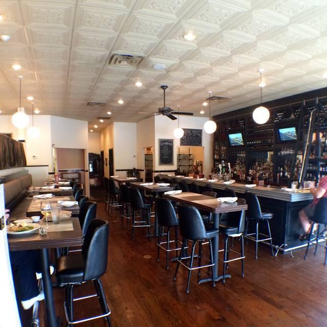 Northshore Brasserie Knoxville TN