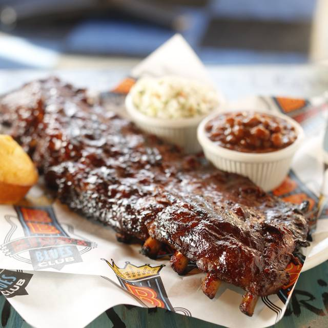 Our Famous Lip Smackin Ribs   - B.B. King's Blues Club - Orlando, Orlando, FL