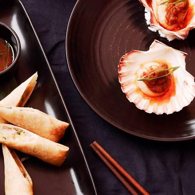Suzie Wong Food - Susie Wong Bar & Restaurant, Windsor, AU-VIC