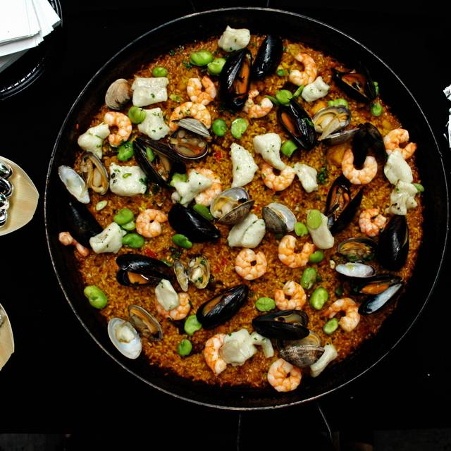 Socarrat Paella Bar - Midtown East, New York, NY