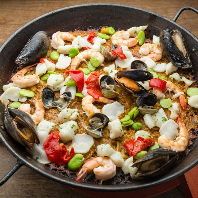 Socarrat Paella Bar - Chelsea, New York, NY