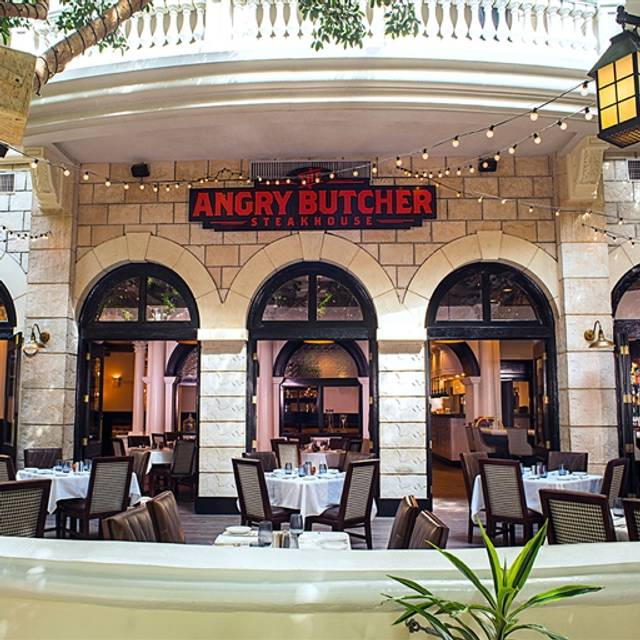 Angry Butcher - Sam's Town Hotel & Gambling Hall, Las Vegas, NV