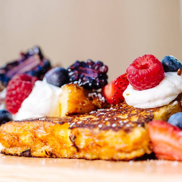 French Toast - Pacific Standard Coastal Kitchen, San Diego, CA