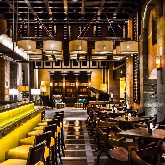 Qespi Bar at the JW Marriott Cusco