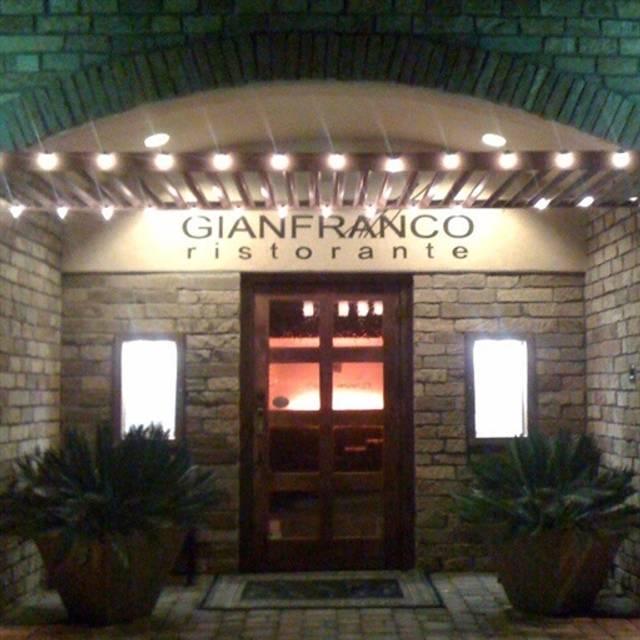 Darcy's Ristorante (FKA Gianfranco by Darcy Ristorante), Scottsdale, AZ