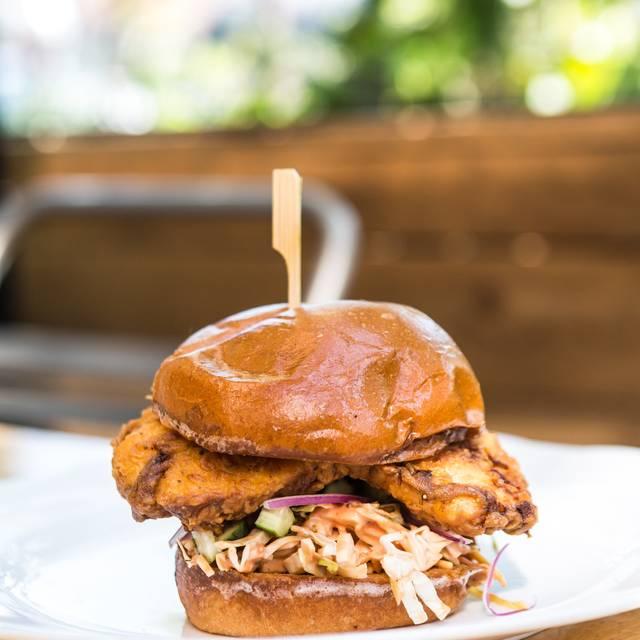 Crispy Chicken   Marie Buck Photography - Herringbone - Santa Monica, Santa Monica, CA
